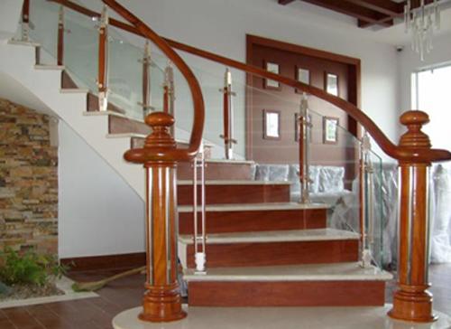 Một vài điểm chú ý khi thiết kế cầu thang