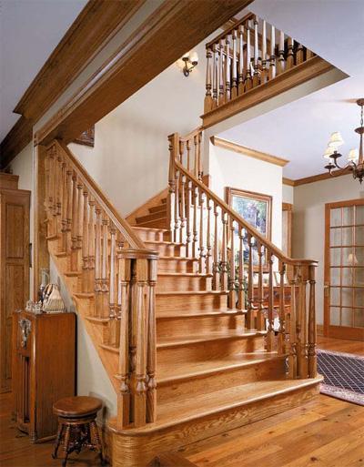 Xu hướng thiết kế cầu thang theo hướng mở