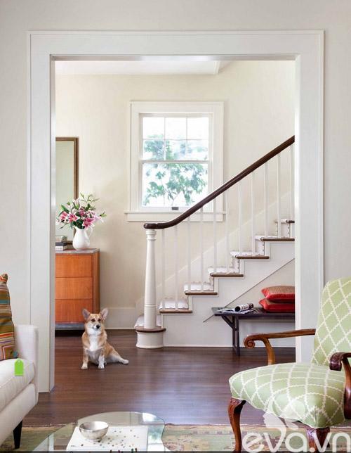 Thiết kế cầu thang cho nhà ở thấp tầng - 2