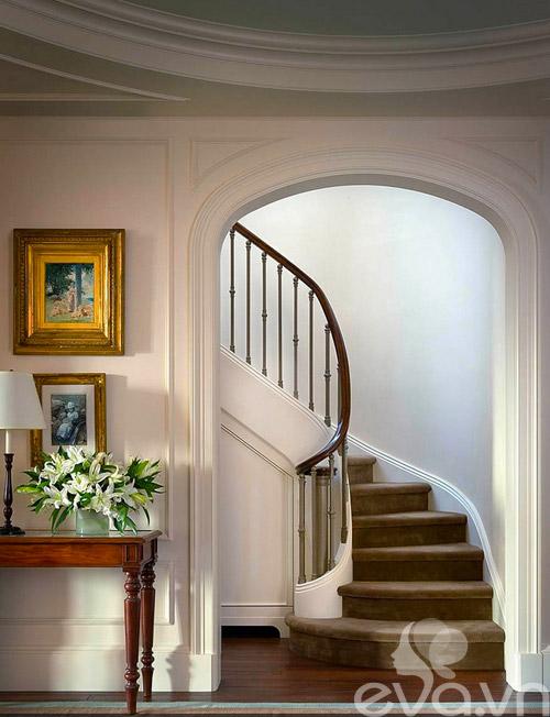 Thiết kế cầu thang cho nhà ở thấp tầng - 1