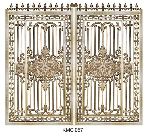 Cổng đúc cao cấp cho biệt thự VIP - 06