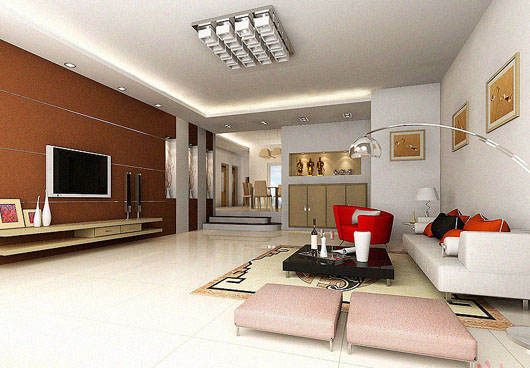 Những bí quyết trang trí nội thất phòng khách | ảnh 1
