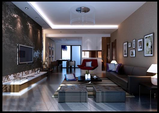 Những bí quyết trang trí nội thất phòng khách | ảnh 3