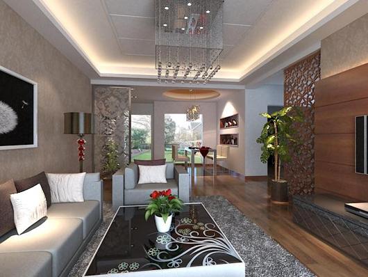 Những bí quyết trang trí nội thất phòng khách | ảnh 4