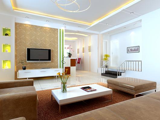 Những bí quyết trang trí nội thất phòng khách | ảnh 7