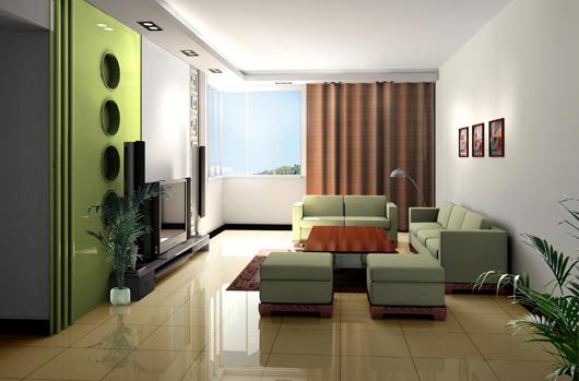 Những bí quyết trang trí nội thất phòng khách | ảnh 9