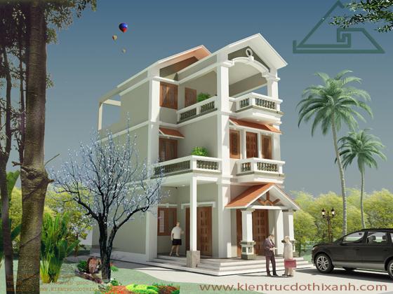 Tư vấn thiết kế nhà ở hướng Nam