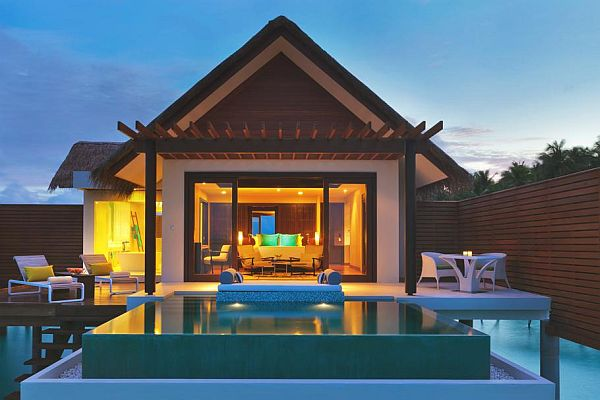 Thiết kế không gian nghỉ dưỡng tuyệt đẹp