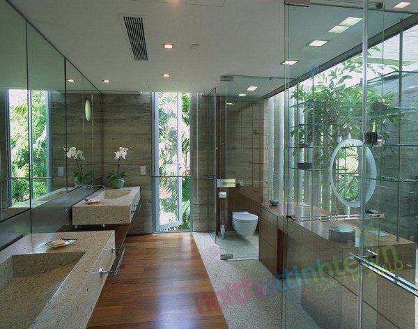 Mau nha dep 2 tang Vale Singapore 12