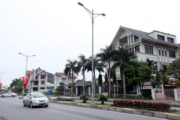 Biệt thự đẹp ở phố nhà giàu bậc nhất Quảng Ninh 4