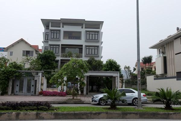 Biệt thự đẹp ở phố nhà giàu bậc nhất Quảng Ninh 5
