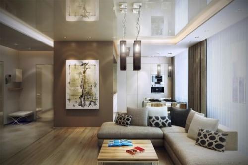 Mẫu thiết kế dành cho nhà nhỏ mang phong cách hiện đại
