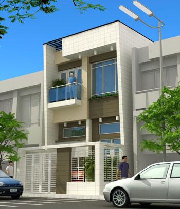 Tư vấn xây nhà 2 tầng diện tích 6x18.5m