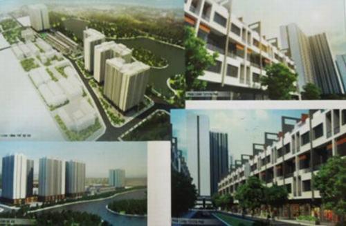 Hà Nội: Công bố quy hoạch chi tiết Khu nhà ở xã hội Thượng Thanh