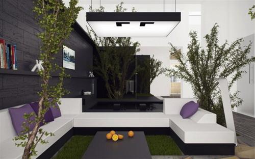 Tham khảo mẫu thiết kế nhà ở hòa cùng thiên nhiên | ảnh 1