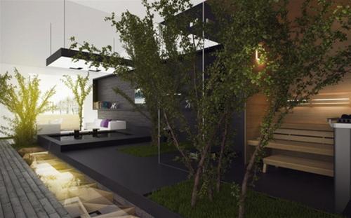 Tham khảo mẫu thiết kế nhà ở hòa cùng thiên nhiên | ảnh 4