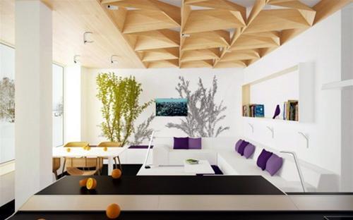 Tham khảo mẫu thiết kế nhà ở hòa cùng thiên nhiên | ảnh 9