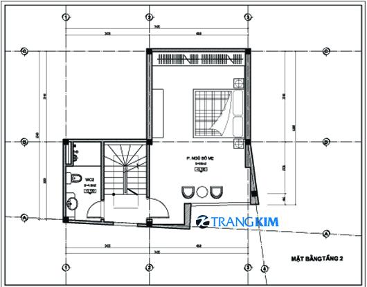 Thiết kế nhà ống 5 tầng   ảnh 2