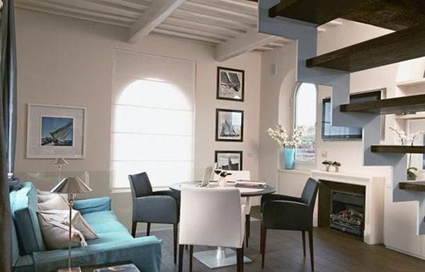 Thiết kế nhà 2,5 tầng diện tích 24m2-(3 x 8m)