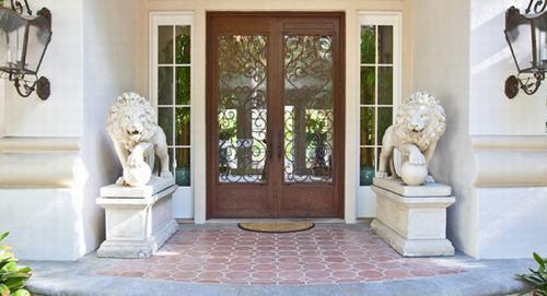 1090 Tư vấn đặt tượng sư tử trong phong thủy nhà ở và văn phòng
