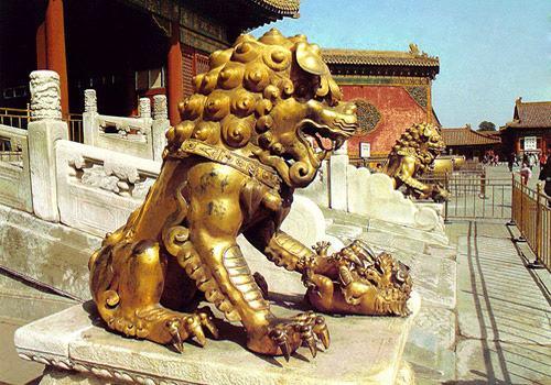 1098 Tư vấn đặt tượng sư tử trong phong thủy nhà ở và văn phòng