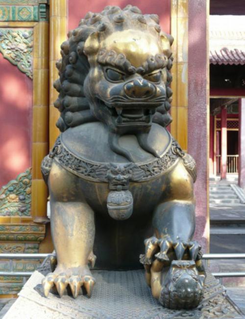 1099 Tư vấn đặt tượng sư tử trong phong thủy nhà ở và văn phòng