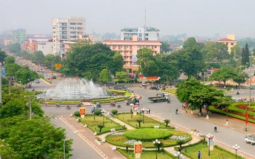 Tỉnh Thái Nguyên có thể sẽ có hai thành phố