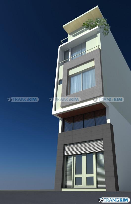 Tư vấn thiết kế nhà trên diện tích 35m2