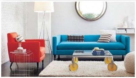 """Thiết kế nội thất: Xu hướng trang trí nội thất """"hot"""" nhất 2012"""