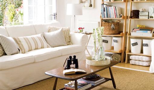 Nội thất phòng khách-Phòng khách chung cư