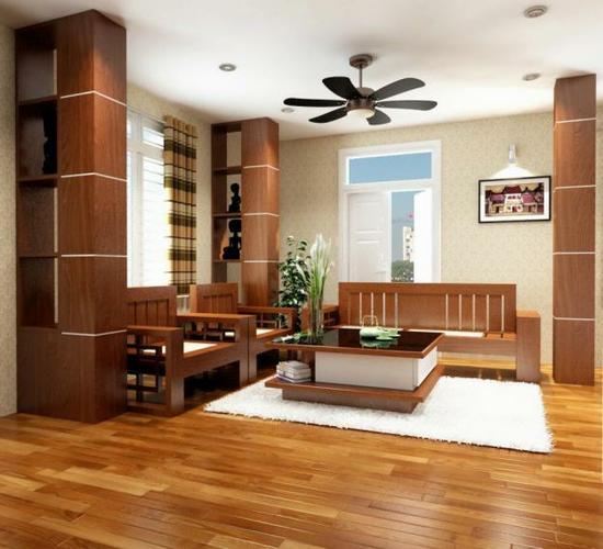 Thiết kế và lắp đặt nội thất trong nhà